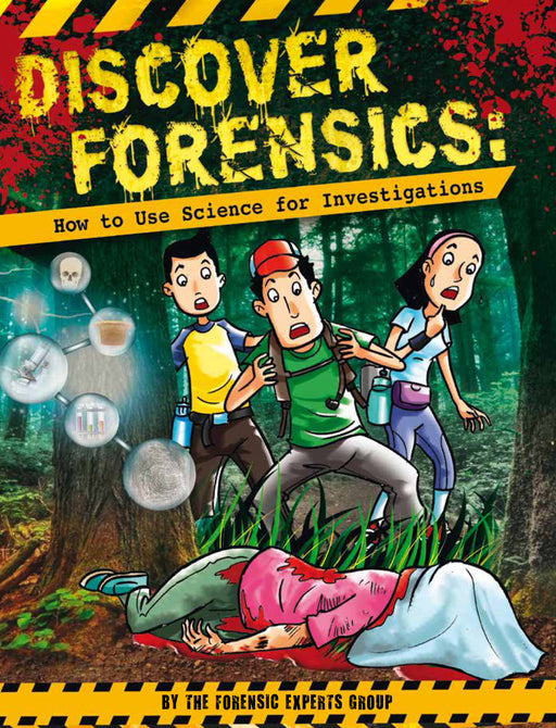 Discover Forensics: How to Use Science for Investigations (Backorder)