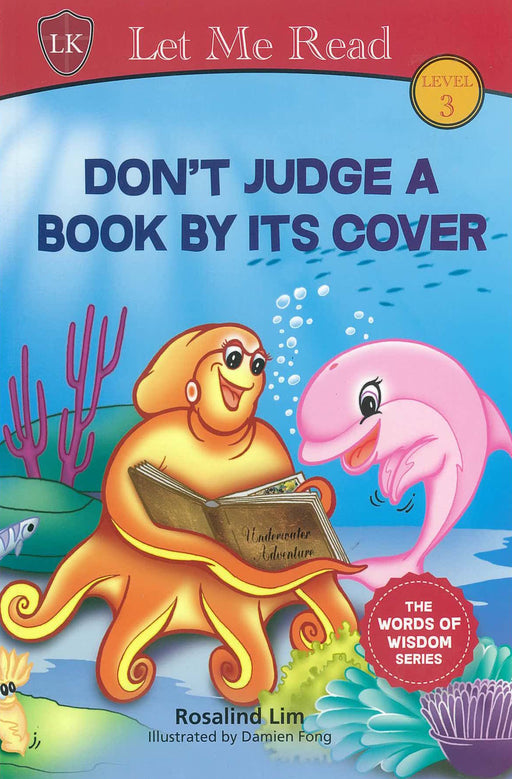 Don't Judge a Book by Its Cover by Rosalind Lim