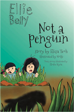Ellie Belly: Not a Penguin