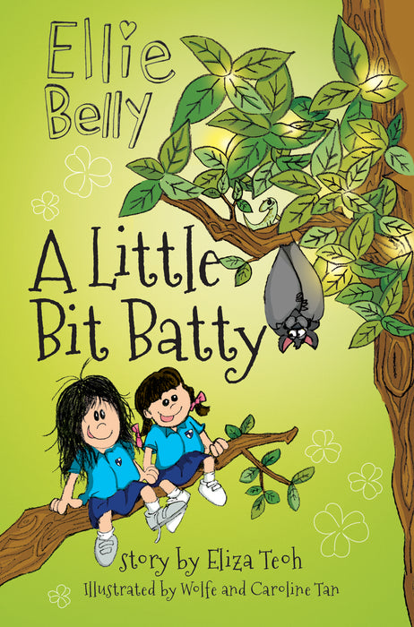 Ellie Belly: A Little Bit Batty - Localbooks.sg