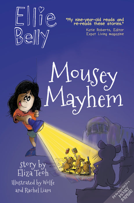 Ellie Belly: Mousey Mayhem
