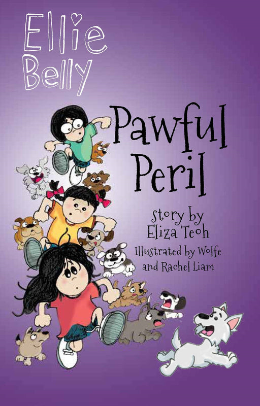 Ellie Belly: Pawful Peril