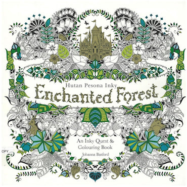 Enchanted Forest (Malay Edition)