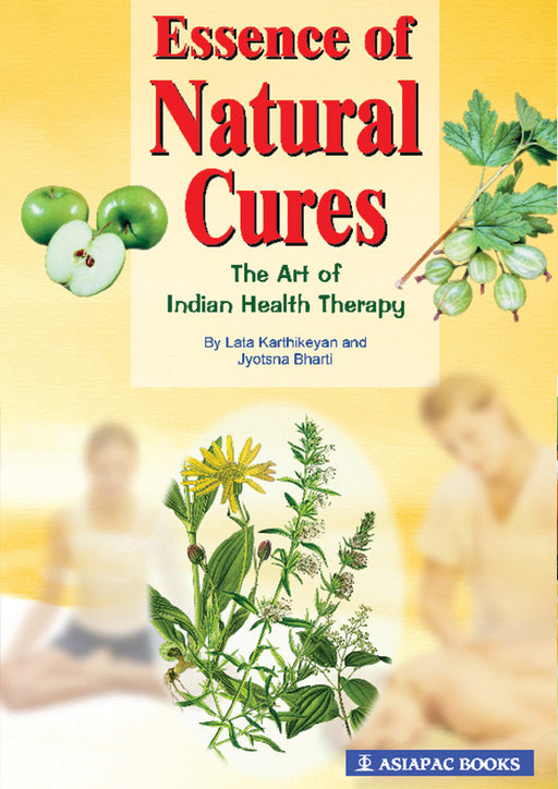 Essence Of Natural Cures - Localbooks.sg