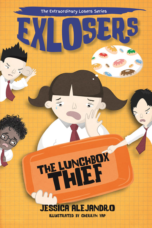 Extraordinary Losers: The Lunchbox Thief
