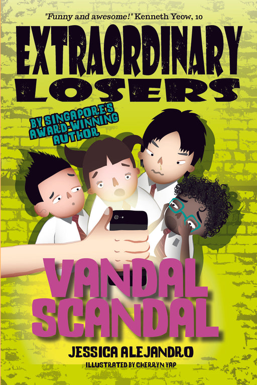Extraordinary Losers: Vandal Scandal