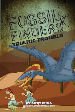 Fossil Finders: Triassic Trouble