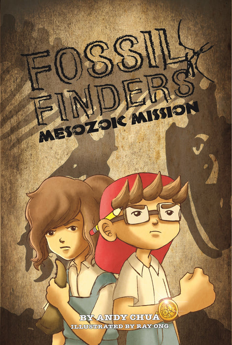 Fossil Finders: Mesozoic Mission