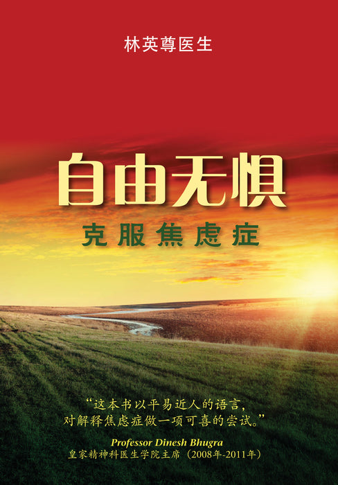 Freedom from Fear: Overcoming Anxiety Disorders (Chinese Edition)