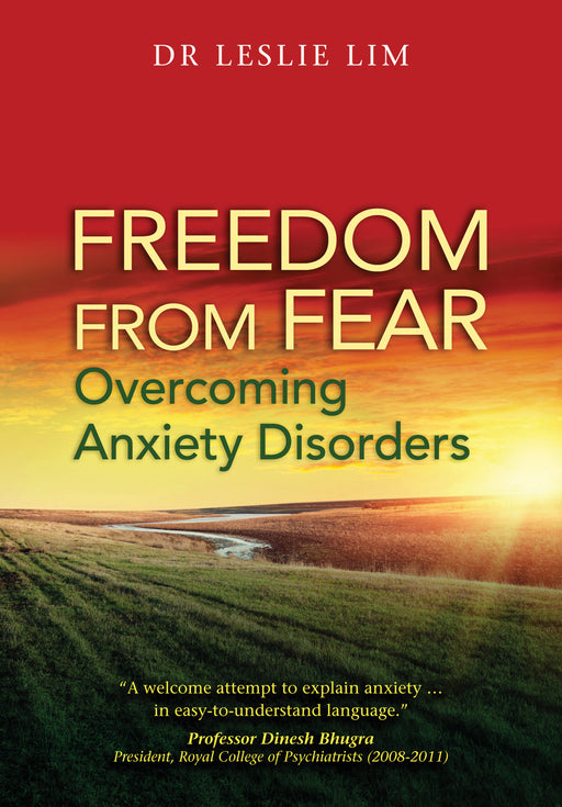 Freedom from Fear: Overcoming Anxiety Disorders