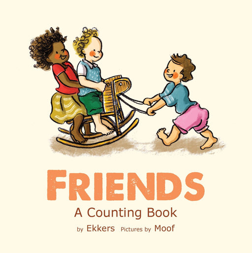 Friends: A Counting Book