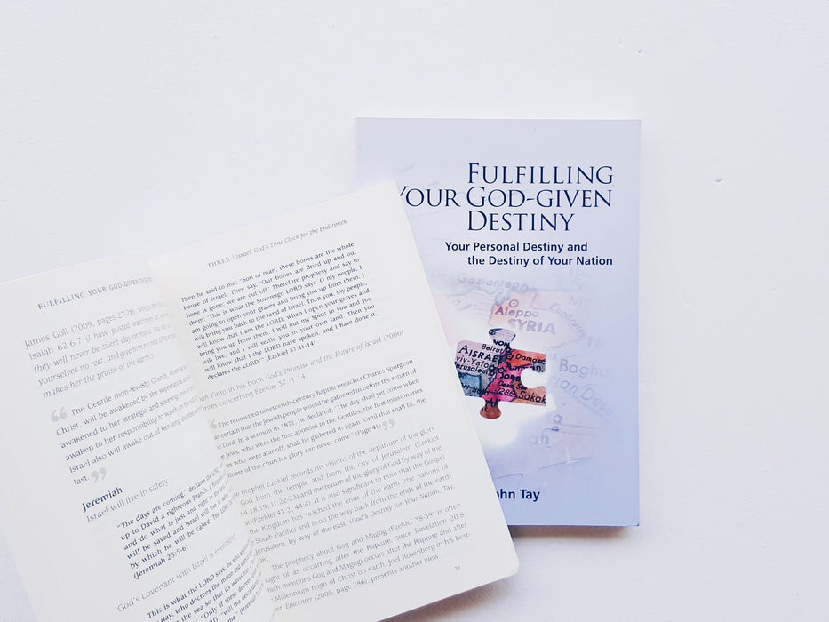 Fulfilling Your God-Given Destiny