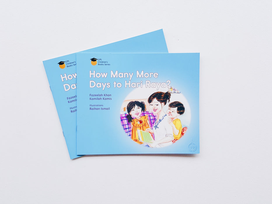 GPS Children Series: How Many More Days to Hari Raya?