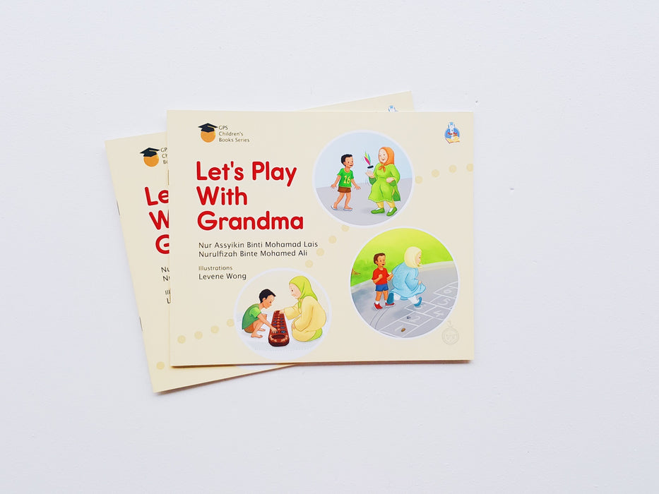 GPS Children Series: Let's Play with Grandma