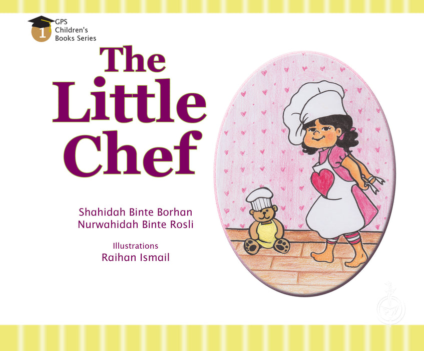 GPS Children Series: The Little Chef - Localbooks.sg