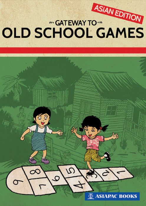 Gateway to Old School Games - Localbooks.sg