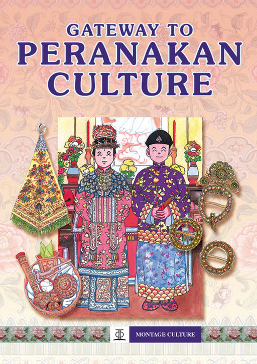 Gateway to Peranakan Culture - Localbooks.sg