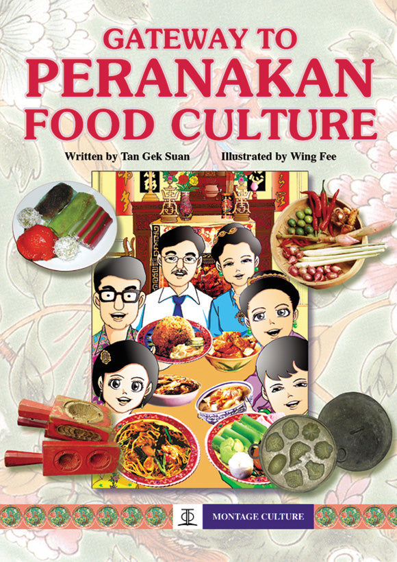 Gateway to Peranakan Food Culture - Localbooks.sg