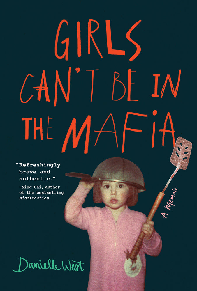 Girls Can't Be in the Mafia - Localbooks.sg