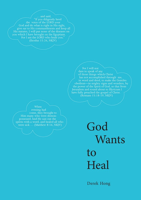 God Wants to Heal
