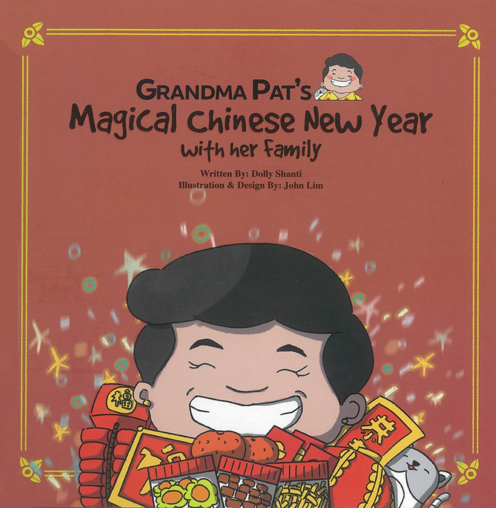 Grandma Pat's Magical Chinese New Year with her family