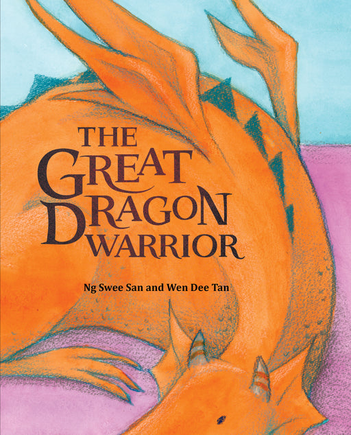 The Great Dragon Warrior - Localbooks.sg