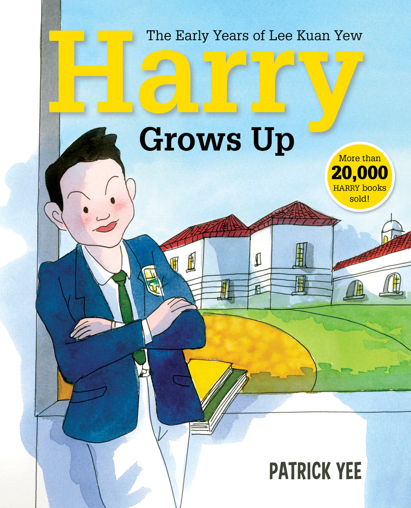 Harry Grows Up - Localbooks.sg