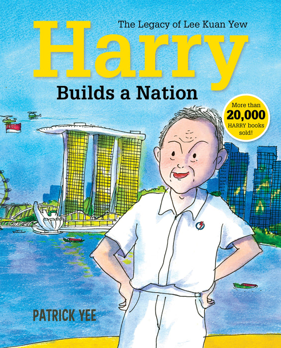 Harry Builds a Nation - Localbooks.sg