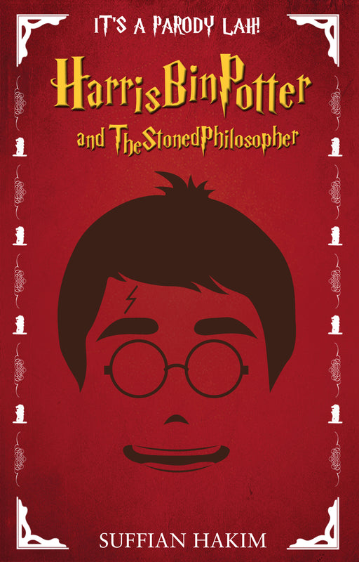 Harris Bin Potter and The Stoned Philosopher - Localbooks.sg
