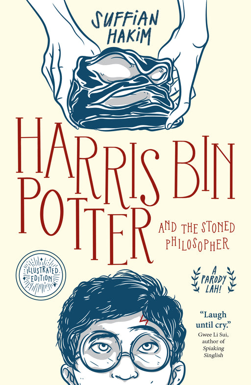 Harris bin Potter and the Stoned Philosopher