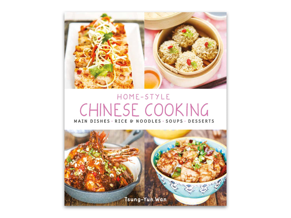 Home-Style Chinese Cooking - Localbooks.sg