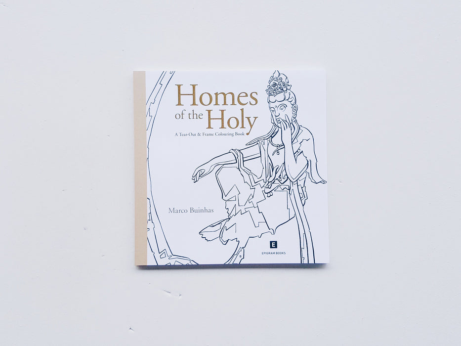 Home of the Holy Colouring Book