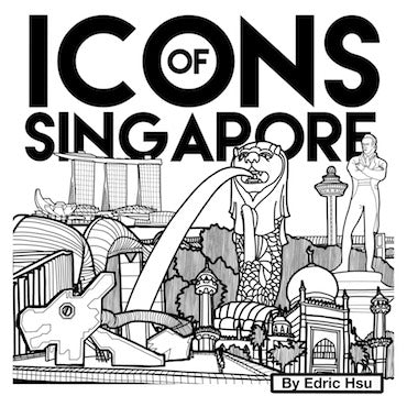Icons of Singapore
