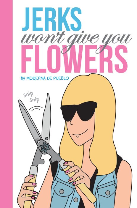 Jerks Wont Give you Flowers
