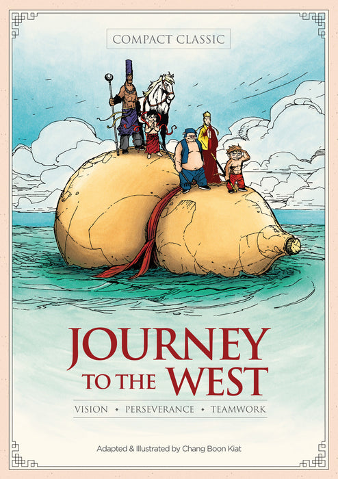 Journey to the West - Localbooks.sg