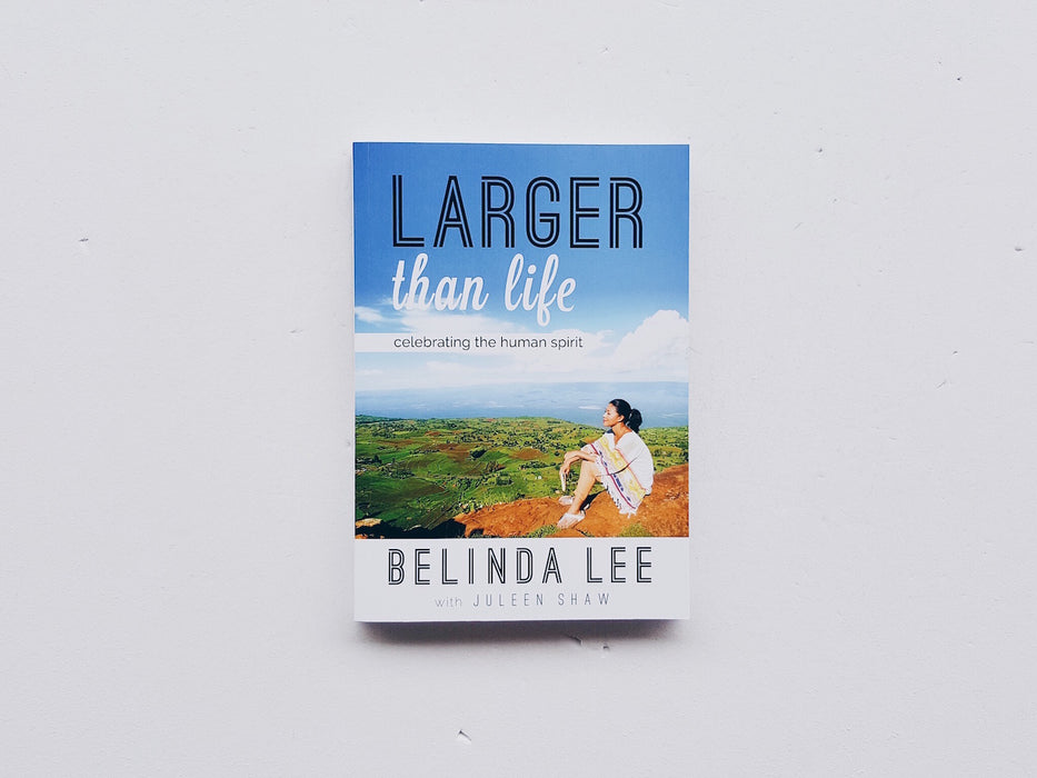 Larger Than Life: Belinda Lee