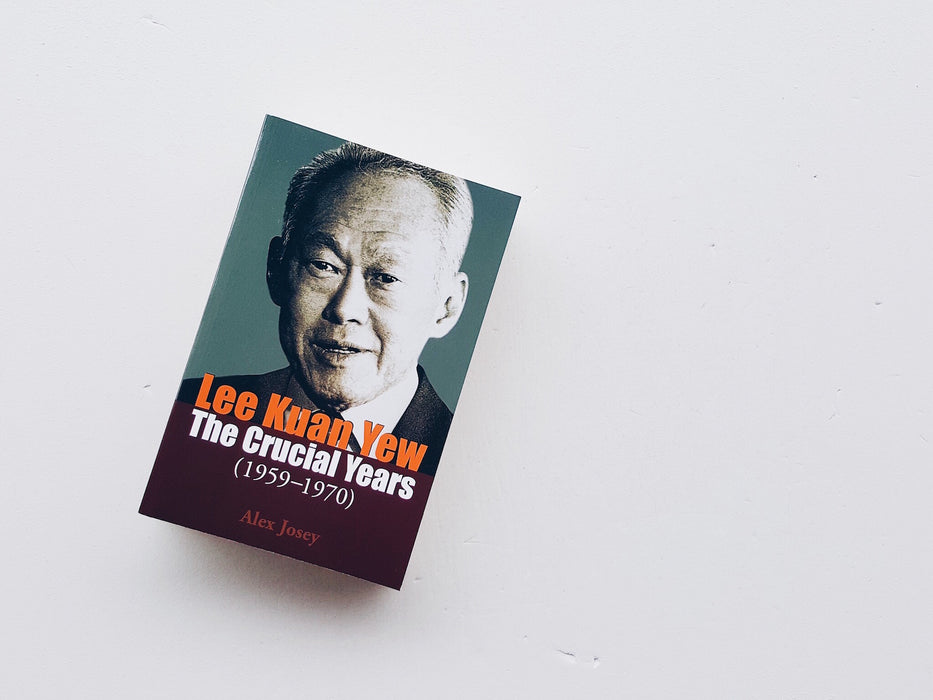 Lee Kuan Yew: The Crucial Years