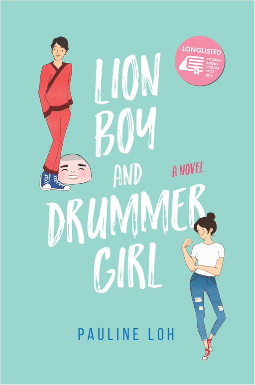 Lion Boy and Drummer Girl - Localbooks.sg