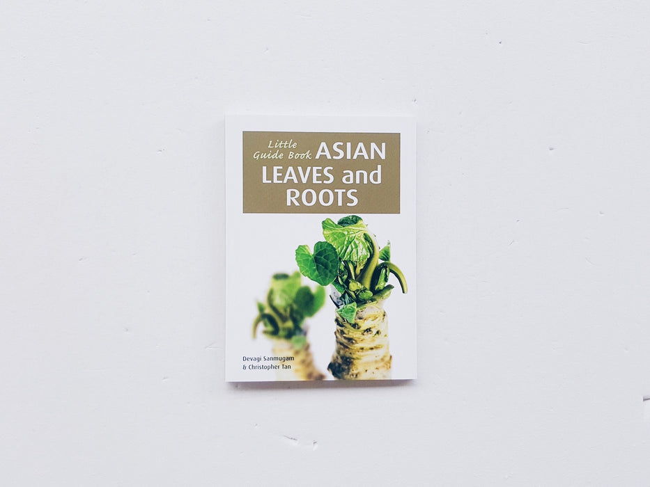 Little Guide Book: Asian Leaves & Roots