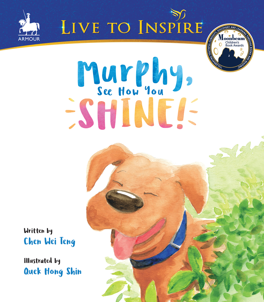 Live to Inspire: Murphy, See How You Shine!