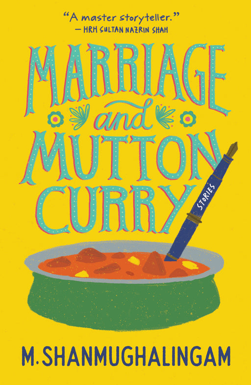 Marriage and Mutton Curry - Localbooks.sg