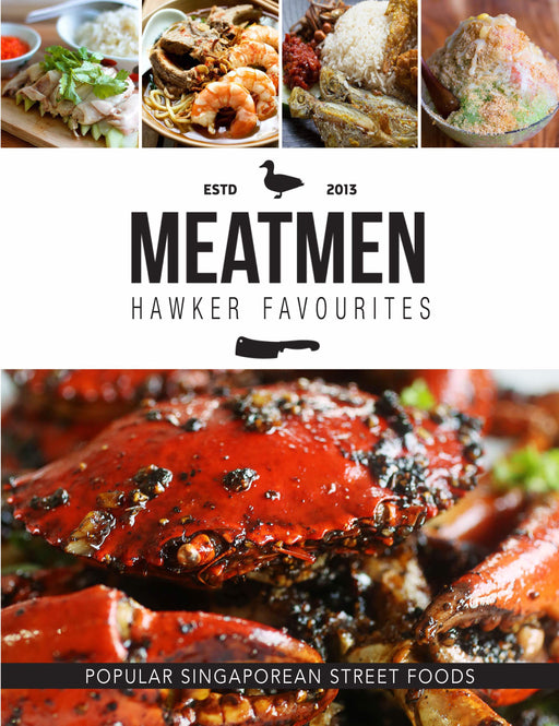 MeatMen: Hawker Favourites