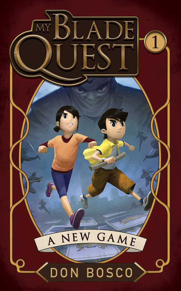 My Blade Quest: A New Game - Localbooks.sg