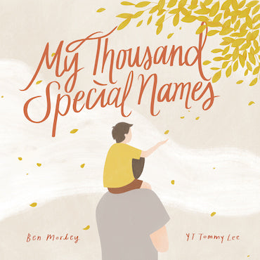 My Thousand Special Names - Localbooks.sg