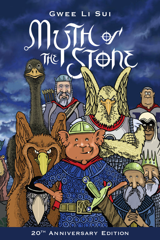 Myth of the Stone - Localbooks.sg