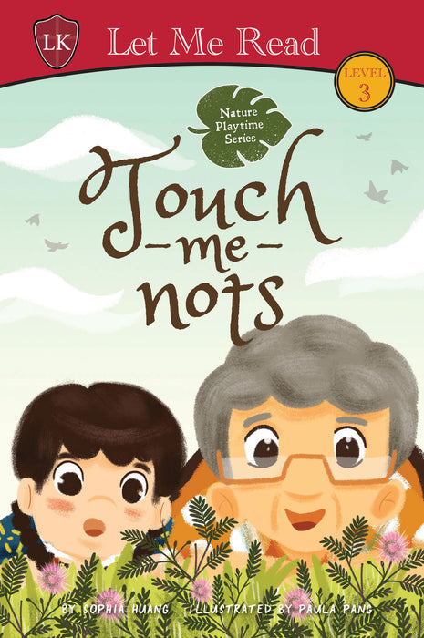 Nature Playtime Series (Level 3): Touch-Me-Nots
