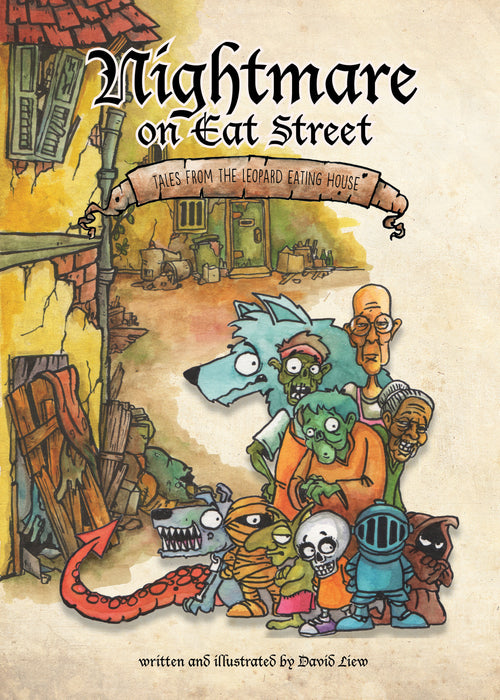 Nightmare on Eat Street: Tales from the Leopard Eating House