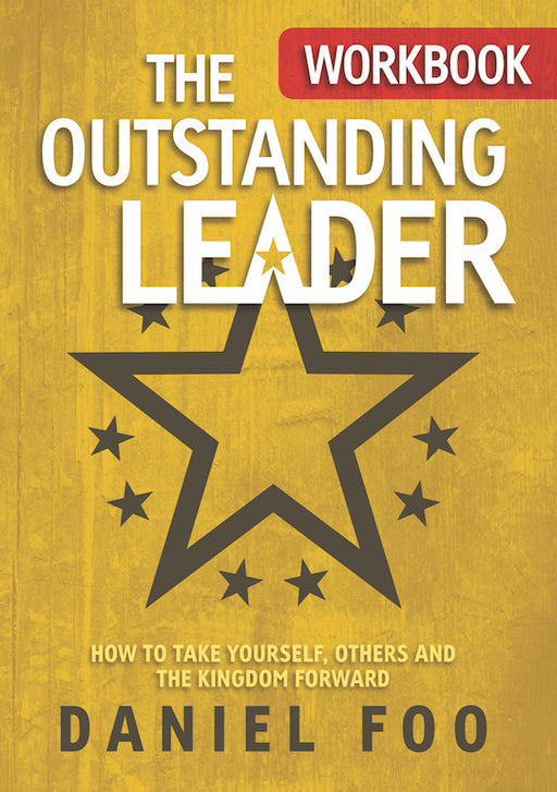 The Outstanding Leader Workbook