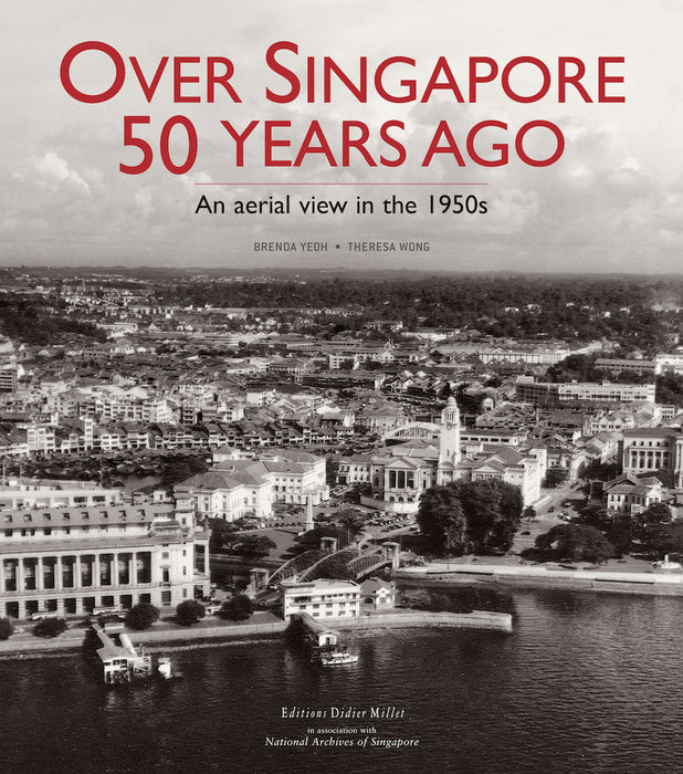 Over Singapore 50 Years Ago