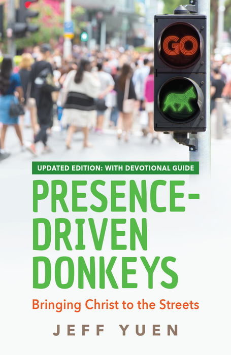 Presence-Driven Donkeys (Updated Edition: with Devotional Guide)